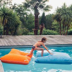 Pouf piscine jumbo bag orange