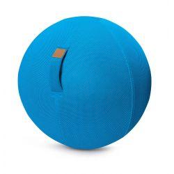 ballon ergonomique bleu