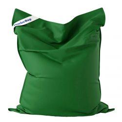 Pouf intérieur et extérieur vert