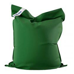 Pouf intérieur et extérieur vert Jumbo Bag