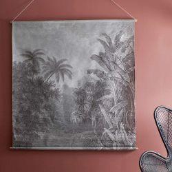 Tableau mural jungle