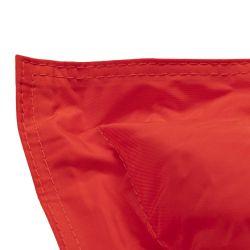 Pouf Fatboy rouge nylon