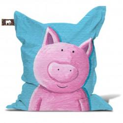 Pouf cochon