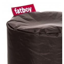 Pouf Fatboy rond marron
