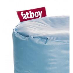 Pouf point bleu glacial Fatboy