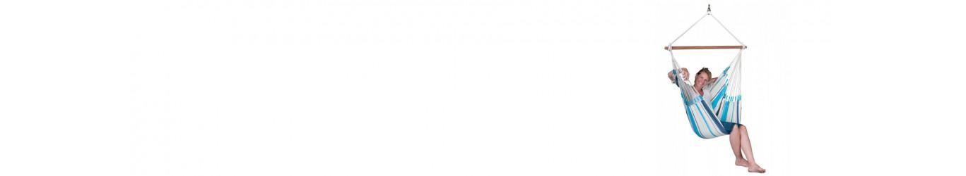 Chaise hamac à suspendre en vente sur Pouf-design