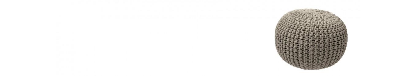 Pouf Tiseco en vente sur Pouf-Design