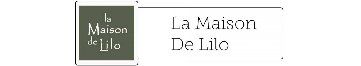 La maison de Lilo propose ses poufs tricot sur Pouf-Design